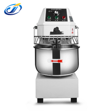 Industrial 30L Stainless Steel Spiral Dough Mixer CE