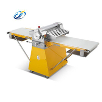Professional Commercial Dough Rollar Pastery Sheeter Machine